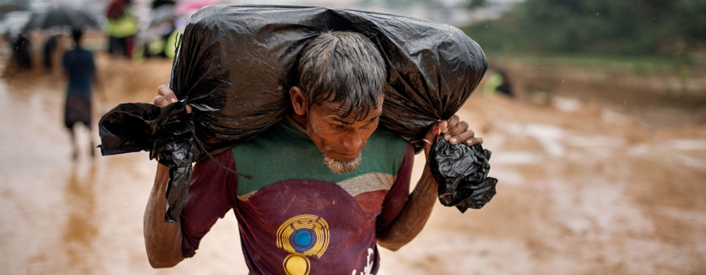 Rohingya-flygtninge